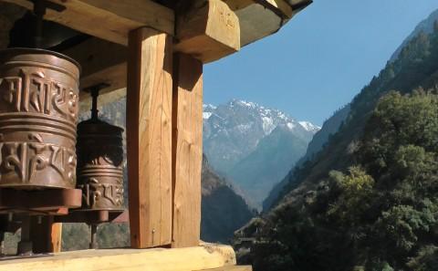 Trek to Mount Manaslu