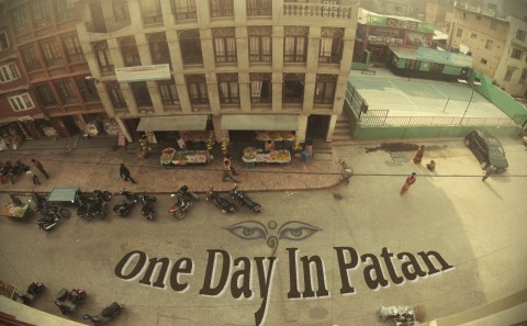 Film about Kathmandu - Patan - Nepal